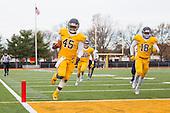 NCAA DIII Football Playoffs Opening Round - Rowan University vs Endicott College - 23 November 2013