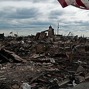 Breezy Point is a tight knit blue-collar community, many of which are NYC fire fighters and Police officers. Jonah Markowitz/Falcon Photo Agency