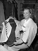 1959 - Miss Seonaid Walker, Theatre Club, at the Gate Theatre, Dublin