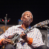 B. B. King, New Orleans Jazz & Heritage Foundations 2013
