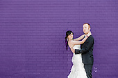 Tanja & Shawn's backyard wedding