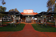 Capricorn bar and restaurant Mt Newman