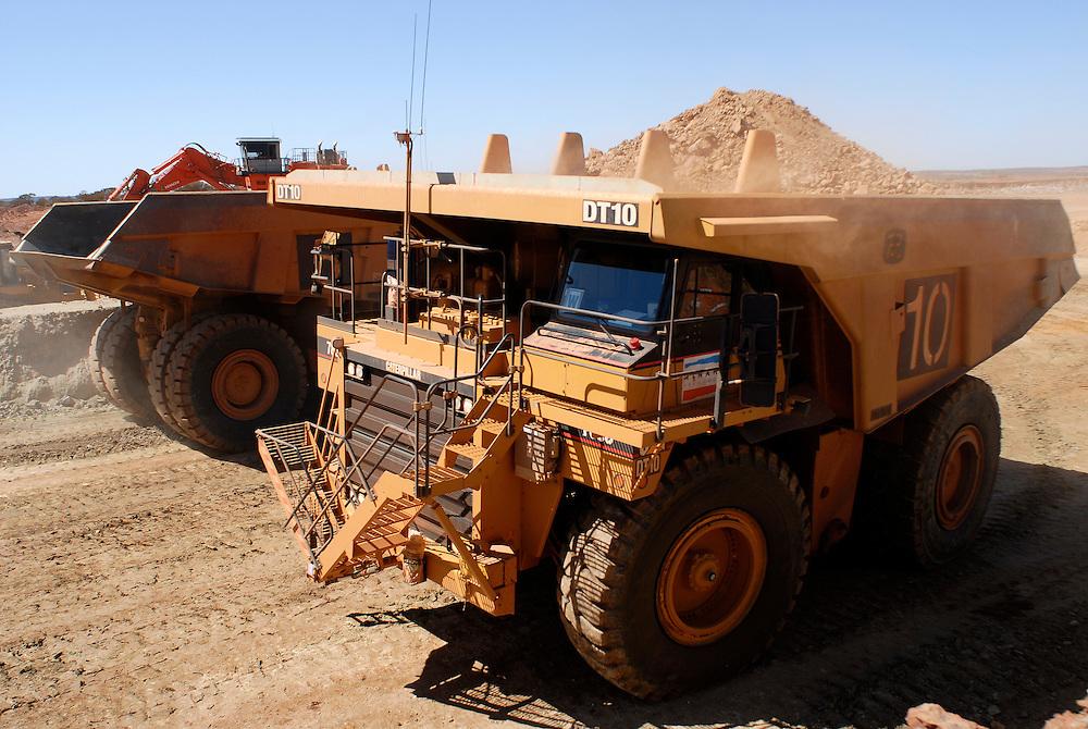 Murrin Murrin Nickel Mine - Laverton