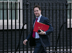 DEC 15 2014 Joint Ministerial Committee at Downing Street