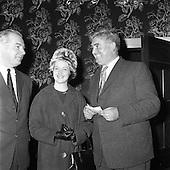1962 - Irish Sugar Company film premier at the Shelbourne Hotel