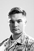 Gregory D. Terpin<br /> Air Force<br /> E-4<br /> Intelligence<br /> Sept. 11, 2012 - Present<br /> <br /> Veterans Portrait Project<br /> Chicago, IL