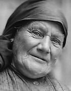 Bavarian Peasant Woman, 1921
