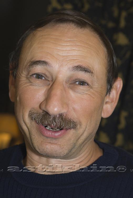Portrait of Igor