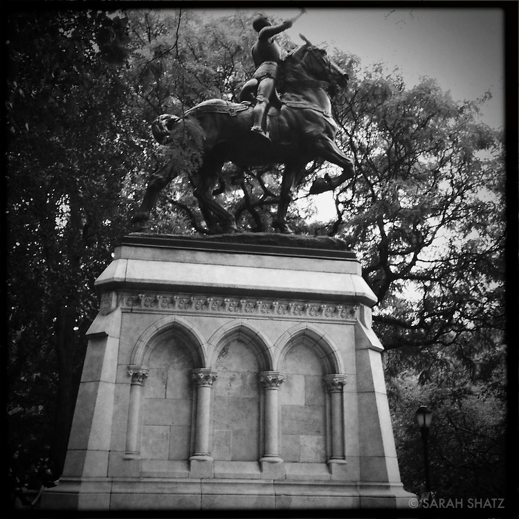 Joan of Arc, Riverside Park
