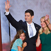 GOP congressman and vice presidential nominee Paul Ryan, and Ryan's wife, Janna, Florida Annual Report Photography, Florida Commercial Photography, Corporate Event Photography Republican Party, GOP