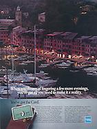 American Express, Portofino, Italy, Stay a Few more evenings