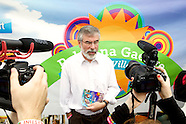 Pobal na Gaeilge at The National Ploughing Championships 2014