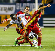 Soccer: LA Galaxy vs Real Salt Lake 20160423