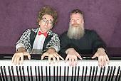 Paul Barker: Two Clowns_2013