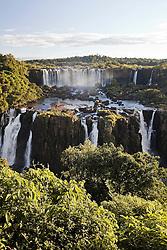 Iguaçú National Park, Foz do Iguaçu, Paraná state, Brazil.