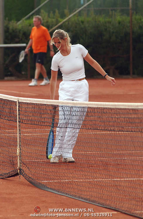 Deurzakkers tennistoernooi, PR Radio 538