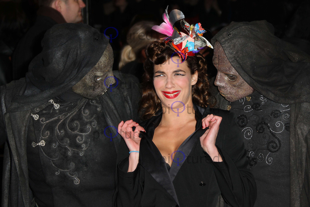 Natalia Tena Harry Potter And The Deathly Hallows Part 1 ...