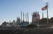 Tesoro Corp., refinery at Carson