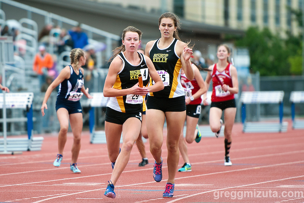 Idaho High School Track & Field State Championships at Dona Larson Park, Boise, Idaho. May 20, 2016.