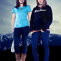 Meghan and Spencer Obrien