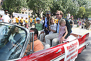 Mark Cornell, President, Hennessey USA and Noel Hankin at the 42nd Annual West Indian Day Carnival along Eastern Parkway on September 7, 2009 in Brooklyn, NY