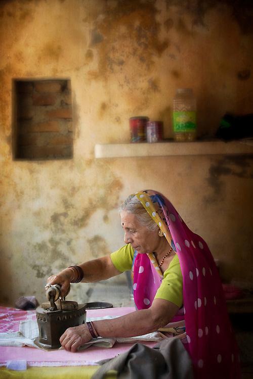 IN Maheshwar India