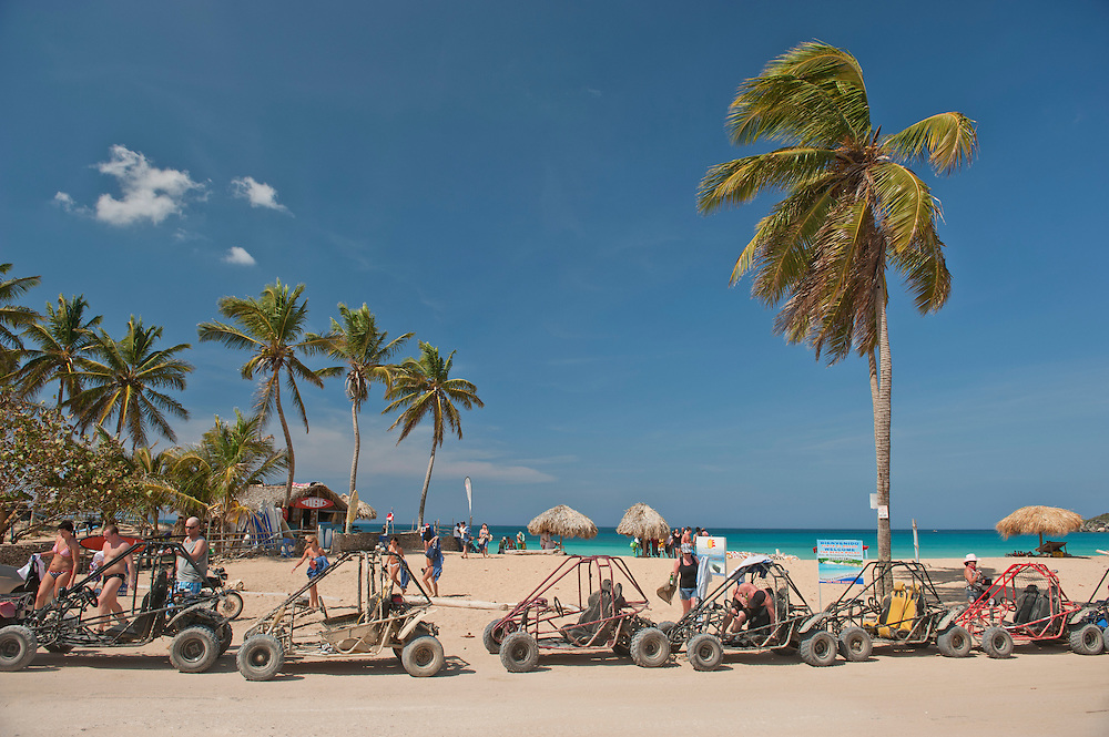 Vendor, El Macao Beach,Punta Cana, Altagracia, Dominican Republic, Caribbean