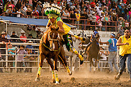 Indian Relay Horse Racing, Crow Fair, Crow Indian Reservation, Montana