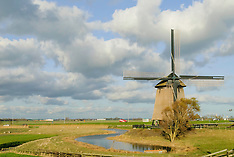 Molens in Noord Holland