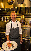 Chef/Owner Erik Brown, Amuse restaurant, Ashland, Oregon