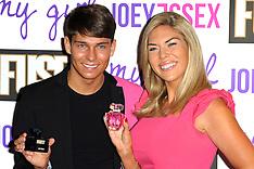 SEP 12 2013 Joey Essex Fragrance Launch