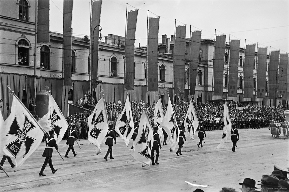 Day of German Art Procession, Munich, c. 1938