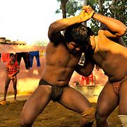 Kusthi Wrestlers of Delhi