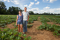 Kruthaup Farm Morrow County, Ohio.(Jodi Miller)Siblings Logan and Marissa Kruthaup on the Kruthaup Farm Morrow County, Ohio.(Jodi Miller)The Kruthaup pumpkin patch cared for by iblings Logan and Marissa Kruthaup on the Kruthaup Farm Morrow County, Ohio.(Jodi Miller)