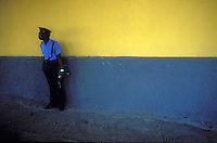 haiti security guard