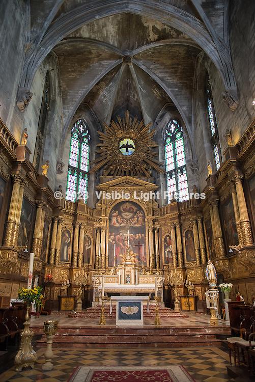 St. Pierre Church in Avignon
