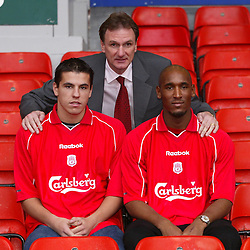 011224 Liverpool sign Anelka Baros