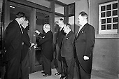 1963 - Official opening and Blessing of the National Medical Rehabilitation Centre