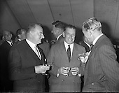 1959 - 22/09 Official Opening of Whitegate Crude Oil Refinery, Cork
