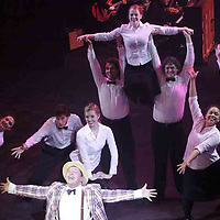 "A song from ""The Music Man"" was performed in the Broadway Revue in the Festival Playhouse at the 2007 Arts Gala at Wright State University, Saturday evening.."
