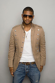 5/15/2008 - Usher Portrait At BET Awards Press Conference
