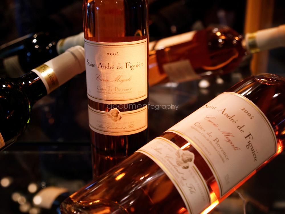 François Combard, Domaine Saint-André de Figuière, La Londes Les Maures: Vins.