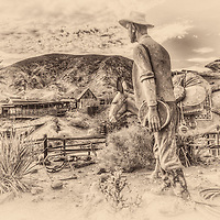 Shoshone & Calico Ghost Town