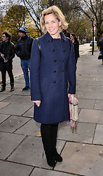 Darcey Bussell attends A VIP Gala Performance of Matthew Bourne's Edward Scissorhands at Saddlers Wells Theatre, Rosebery Avenue, London on Sunday 7th December 2014