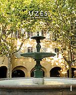 """livre """"Uzès"""" éditions Alcide"""