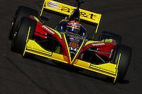 Scott Sharp, Indy Racing Phoenix preseason testing