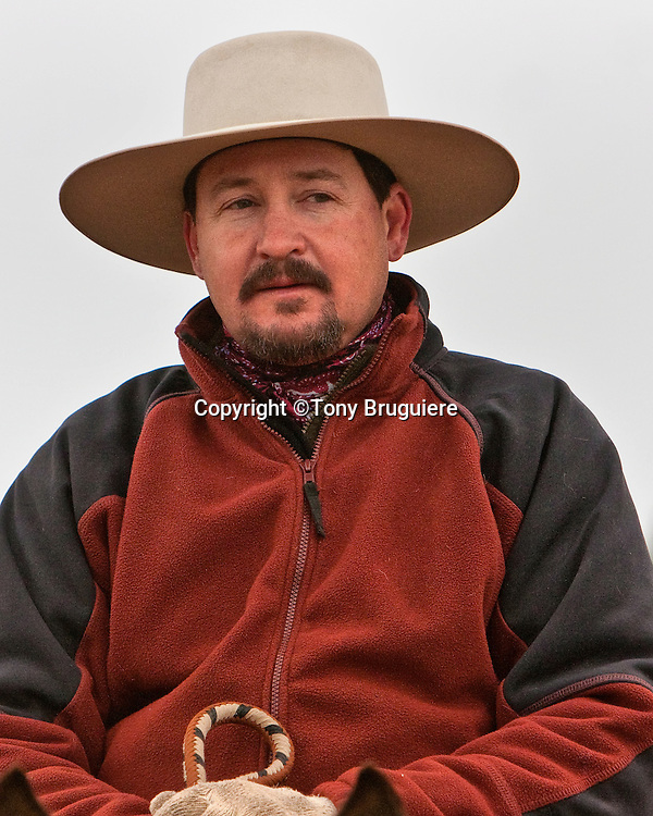 Hats with straight sides, flat crowns, and flat brims are favored by Buckaroos.