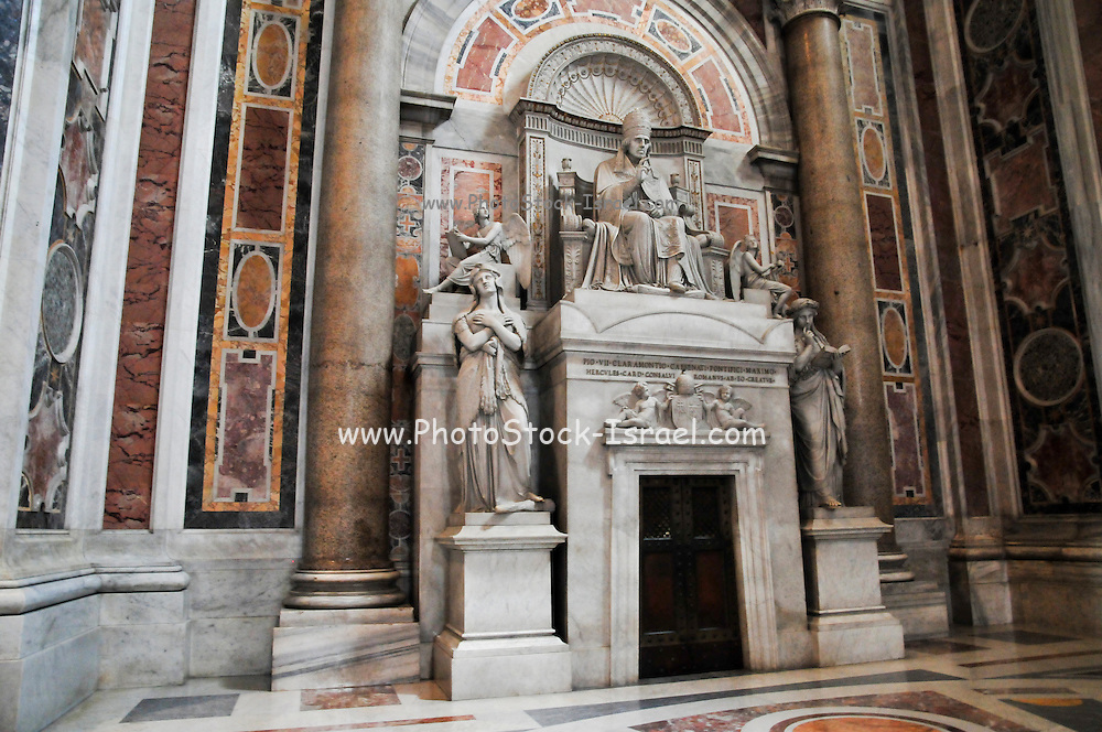 Vatican City, Rome, Italy St Peter's Basilica Interior