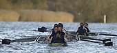 20021202 Oxford University BC.  Trial Eights. London GREAT BRITAIN