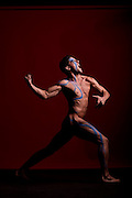 Dancer Andrew Miller.